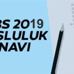 5. Sınıf 2019 Bursluluk Sınav Soruları